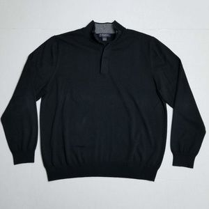 Brooks Brothers XL Cotton, Silk, Cashmere blend